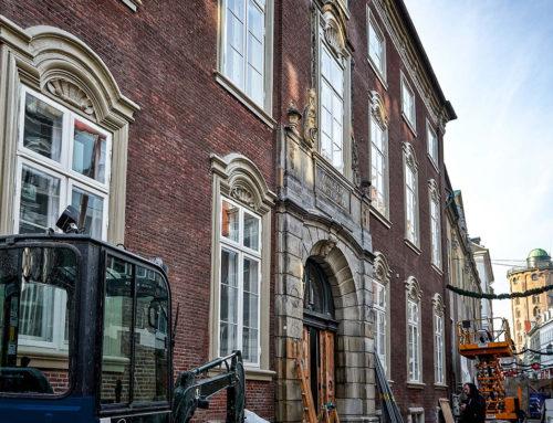 Postgården, København K